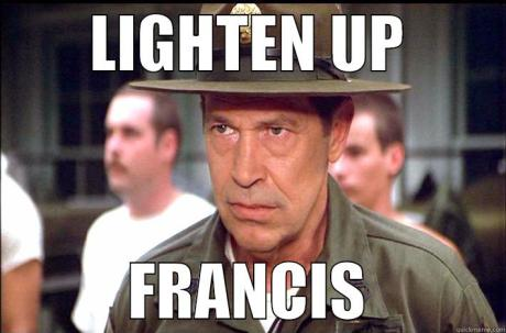 lightenupfrancis