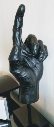 finger of doom